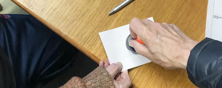 Äänestyshommat